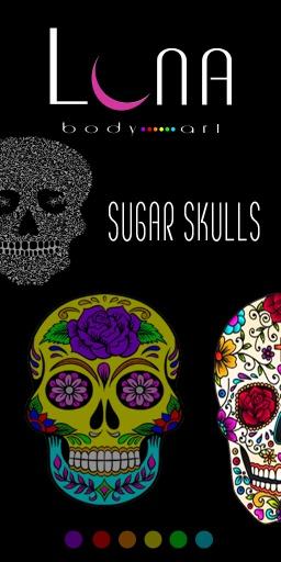 Sugar Skull Ad