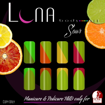 Luna SLink Sour Vendor