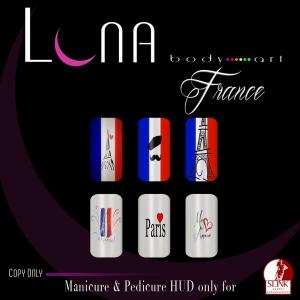 Luna France Vendors