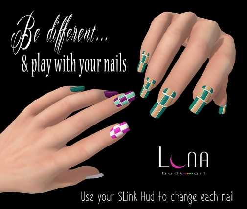 Nails ad LUNA